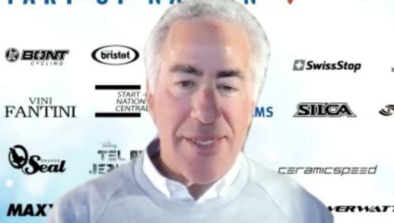 Route - Sylvan Adams : «Nous voulons être des ambassadeurs d'Israël»