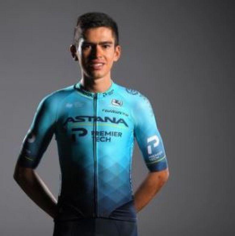 Tour d'Italie - Harold Tejada «sera en soutien de Vlasov sur le Giro»