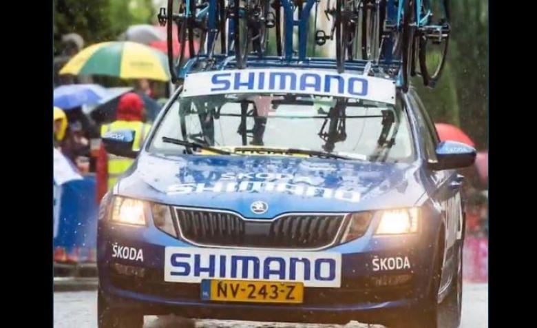 Tour de France - Dépannage neutre : Shimano va remplacer Mavic