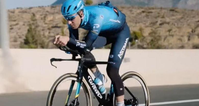 Route - Omar Fraile : «Je chercherai à gagner une étape sur le Tour»