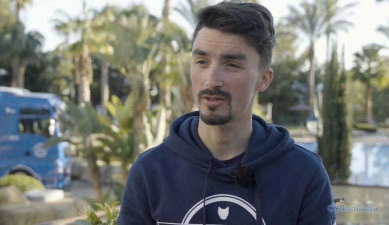 Route - Julian Alaphilippe : «2021 sera une année spéciale pour moi»
