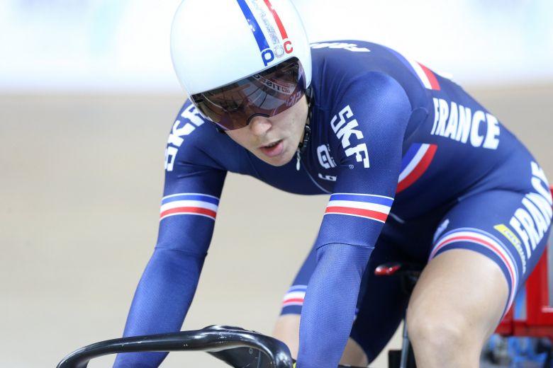 Insolite - Sandie Clair laisse le cyclisme sur piste pour le bobsleigh