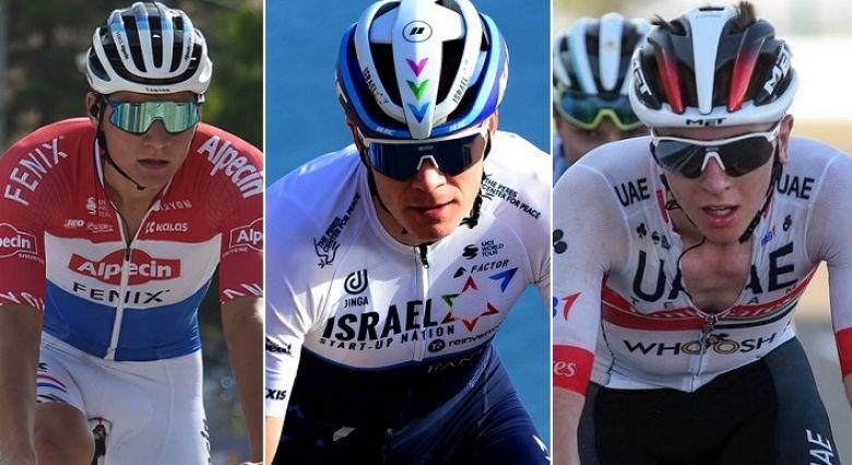 UAE Tour - Van der Poel, Froome, Pogacar... ils seront sur l'UAE Tour