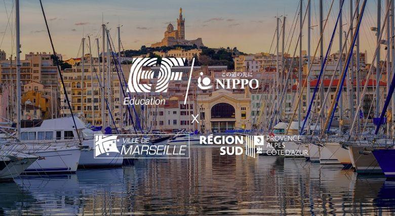 Route - La Région Sud et Marseille partenaires d'EF Education-NIPPO