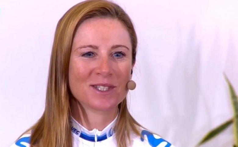 Route - Van Vleuten : «J'ai choisi Movistar car j'aime les défis»