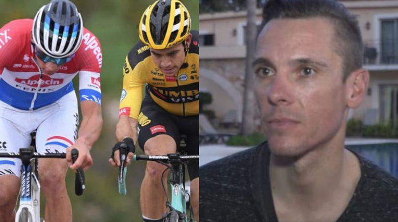Route - Gilbert «ne sait pas si Van Aert et Van der Poel tiendront»