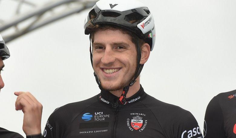 Route - Federico Zurlo, à l'âge de 26 ans, se retire des pelotons