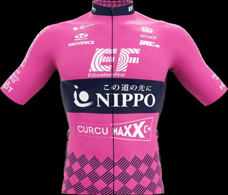 Route - NIPPO-Provence-PTS Conti dévoile son maillot pour 2021