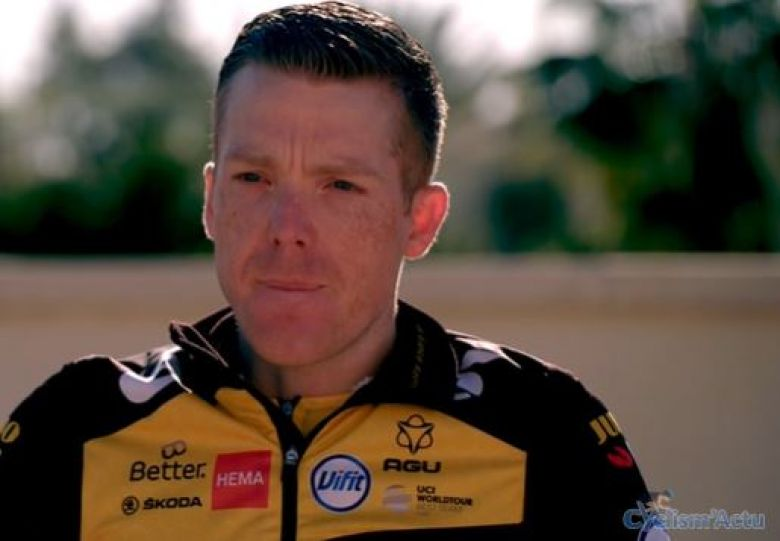 Tour de France - Steven Kruijswijk : «Aider l'équipe à gagner le Tour»