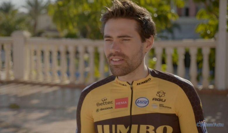 Tour de France - Tom Dumoulin : «J'espère être meilleur qu'en 2018»
