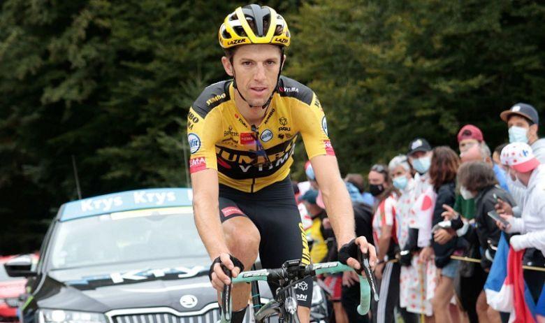 Tour d'Italie - George Bennett sera le leader de l'équipe Jumbo-Visma