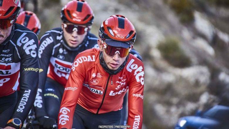 Route - Andreas Kron : «C'est spécial d'être avec Philippe Gilbert»