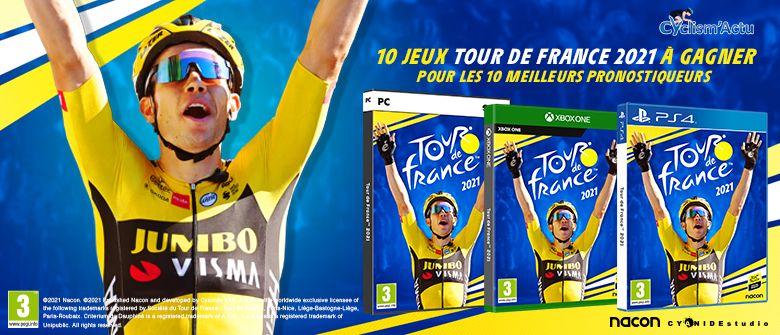Tour de France - Voici les 10 gagnants des pronos du Tour de France