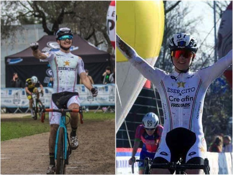 Cyclo-cross - Mondiaux - L'Italie avec Bertolini, Arzuffi et Lechner