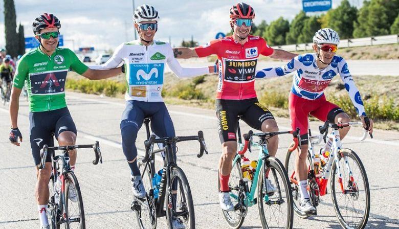 Tour d'Espagne - Le parcours de La Vuelta 2021 dévoilé le 11 février
