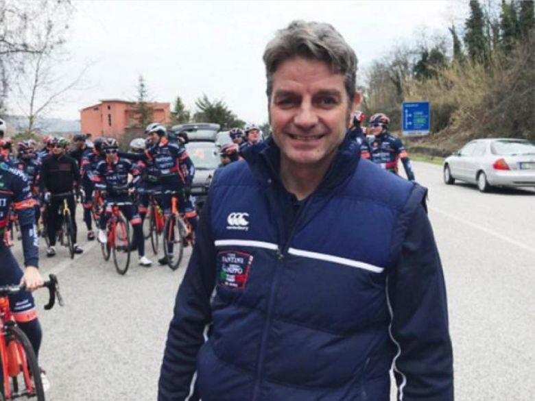 Route - Mario Manzoni devient directeur sportif de Global6 Cycling