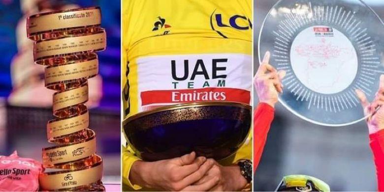 Route - Giro, Tour de France, La Vuelta... où iront les champions ?