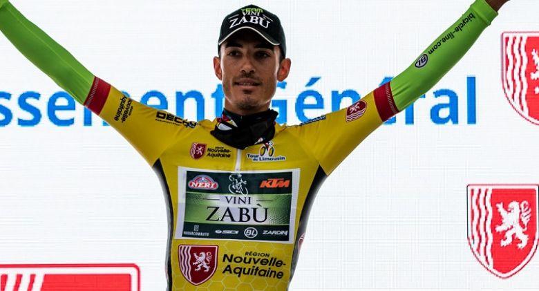 Tour du Limousin - La Chaîne L'Equipe toujours diffuseur de la course