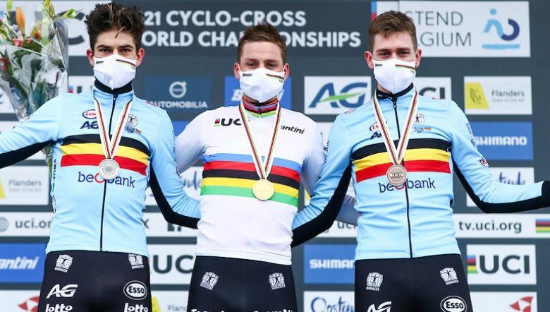 Cyclo-cross - Mathieu van der Poel : «J'ai eu un peu de chance...»