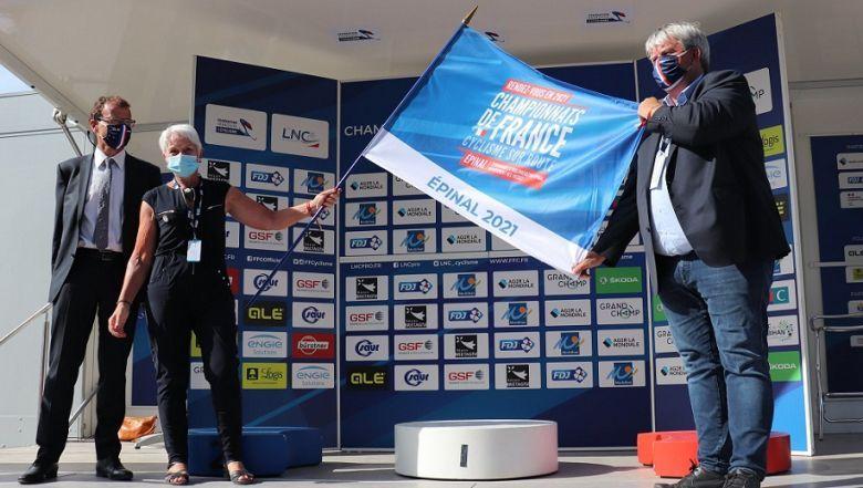 Route - Les championnats de France auront bien lieu à Épinal !
