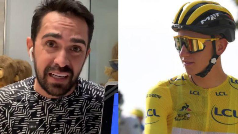 Tour de France - Alberto Contador : «Pogacar peut regagner le Tour»