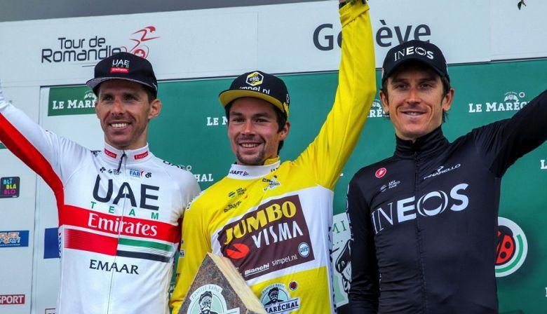 Tour de Romandie - Un parcours presque identique par rapport à 2020