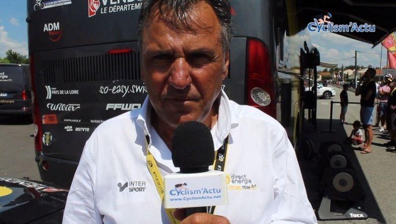 Tour de France - Jean-René Bernaudeau : «On avait confiance»