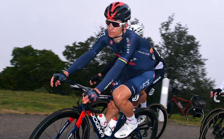 Sécurité - Kwiatkowski s'adresse à l'UCI : «Pensez aux risques réels»