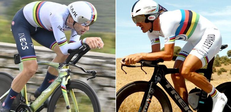 Route - Verbrugghe : «Ganna me fait énormément penser à Cancellara»