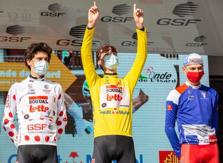 Ronde de l'Isard - La course ne se déroulera pas du 19 au 23 mai