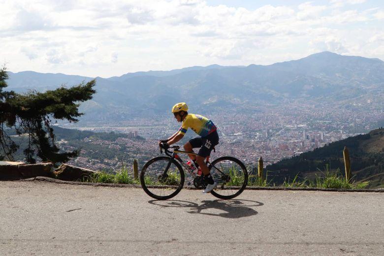 Route - Sergio Higuita : «Un rêve d'aller aux Jeux Olympiques»