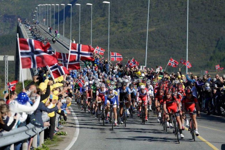 Arctic Race of Norway - Un parcours inchangé par rapport à 2020