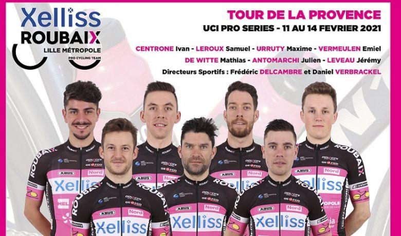 Tour de La Provence - Xelliss Roubaix Lille Métropole avec Antomarchi