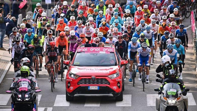 Tour d'Italie - Les équipes invitées au Giro mais pas d'Arkéa-Samsic