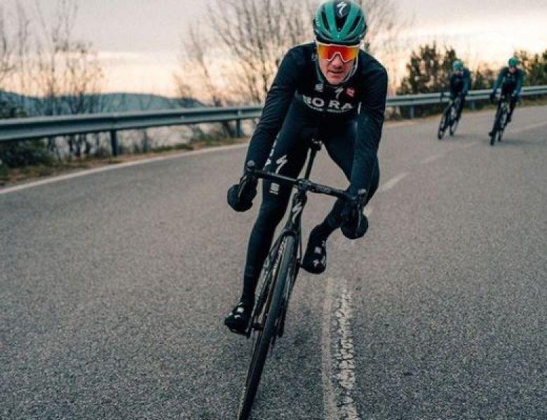 Route - Provence, Tirreno... le début de saison de Patrick Konrad