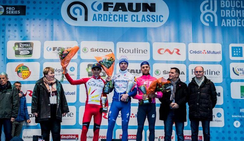Boucles Drôme-Ardèche - 11 formations du WorldTour seront présentes