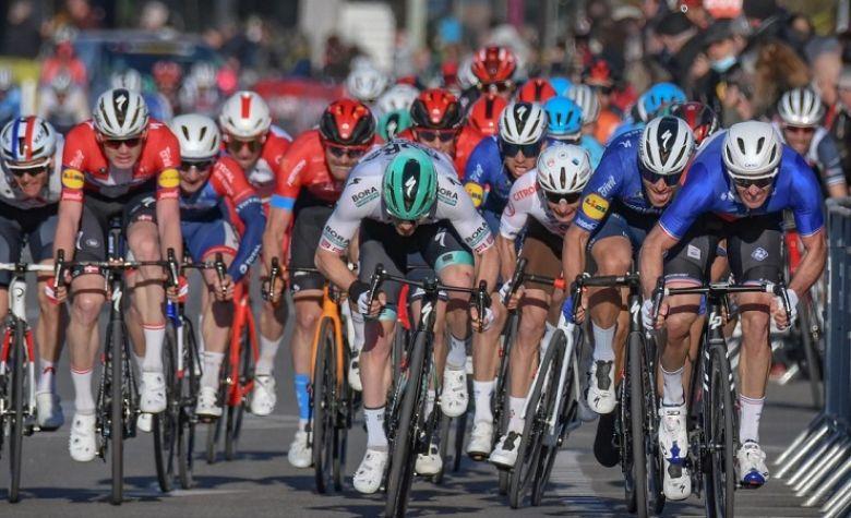 Tour de La Provence - L'arrivée de la 1ère étape a été critiquée !