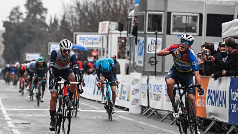 Tour de La Provence - La 2e étape et le doublé pour Davide Ballerini !