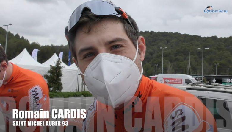 Tour de La Provence - Romain Cardis : «Il reste 2 équipes en patins»