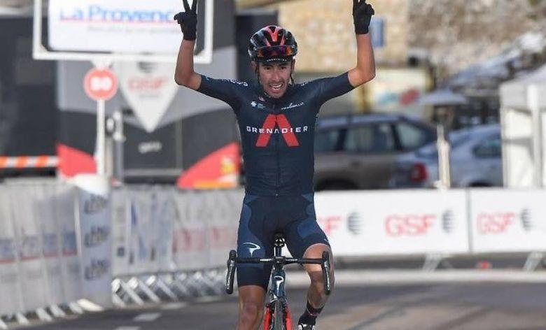 Tour de La Provence - La 3e étape à Sosa, Bernal 2e et Alaphilippe 3e