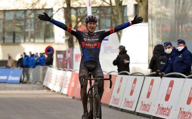 X2O Trofee: Toon Aerts vainqueur à Bruxelles, le général pour Iserbyt - Cyclism'Actu