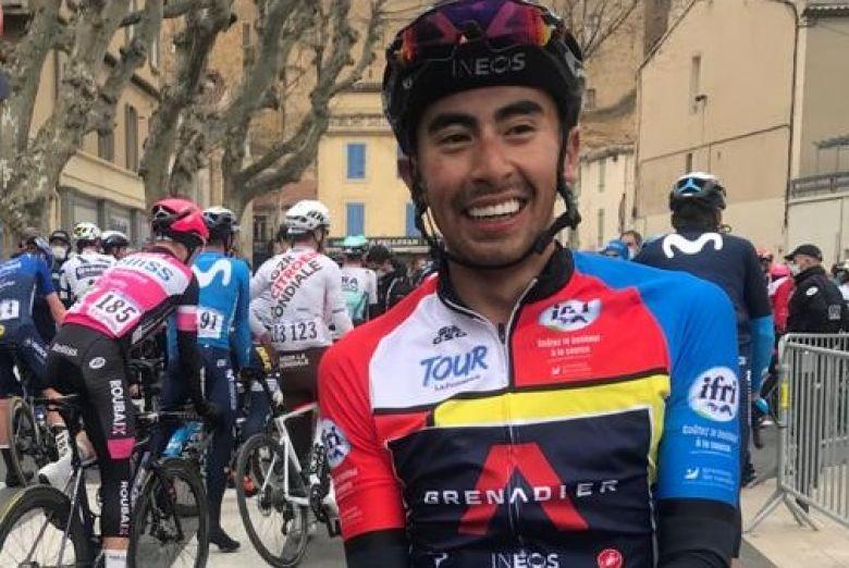 Tour de La Provence - Ivan Sosa : «Un succès dont je me souviendrai»