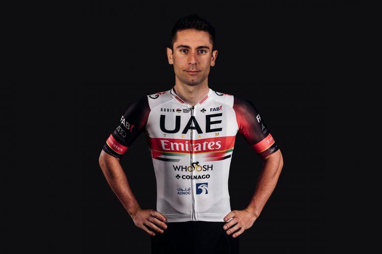 Infirmerie - Diego Ulissi autorisé à reprendre l'entraînement