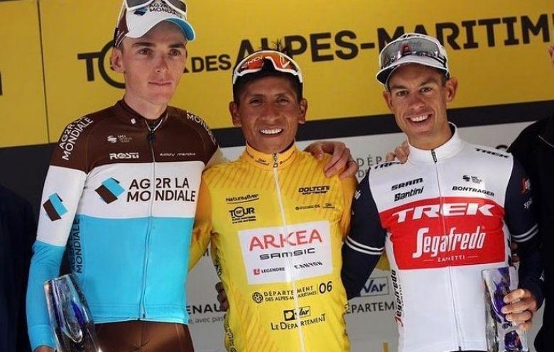 Tour du Haut-Var - Tout sur le Tour des Alpes-Maritimes et du Var 2021
