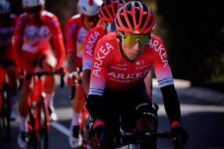Tour de France - Quintana : «Gagner le Tour ? On n'en est pas loin...»