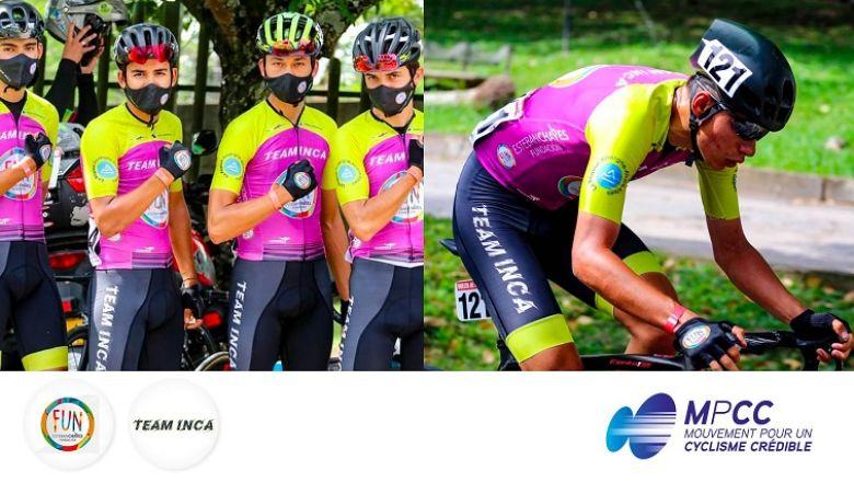 Route - La Fondation Esteban Chaves et la Team INCA intègrent le MPCC