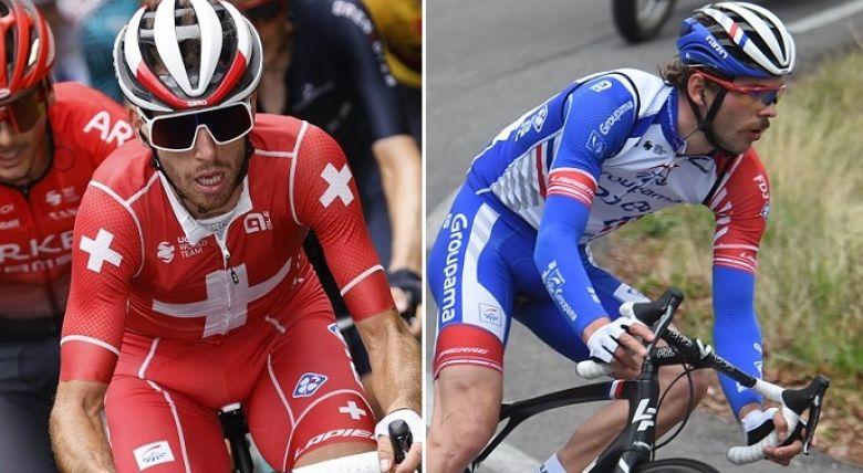 Tour du Haut-Var - Antoine Duchesne remplace Sébastien Reichenbach