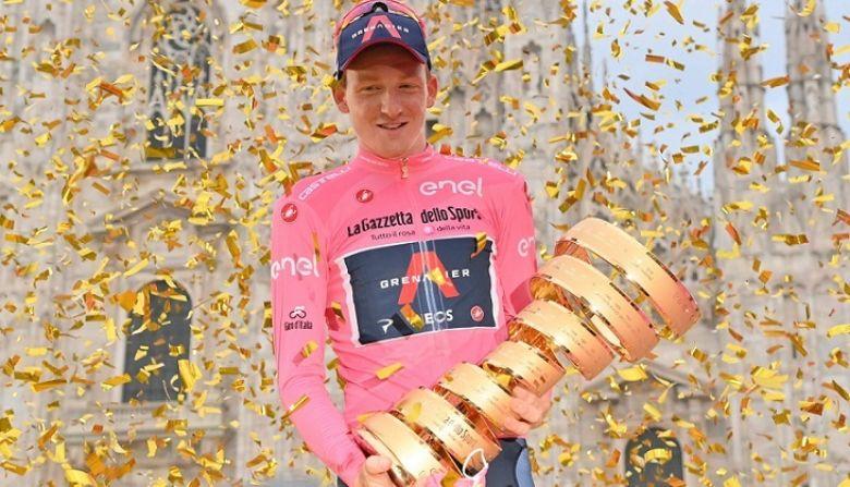 Média - La Chaîne L'Equipe perd le Giro, Eurosport le récupère !