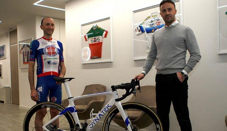 Transfert - Davide Rebellin a signé avec Work Service Marchiol Vega