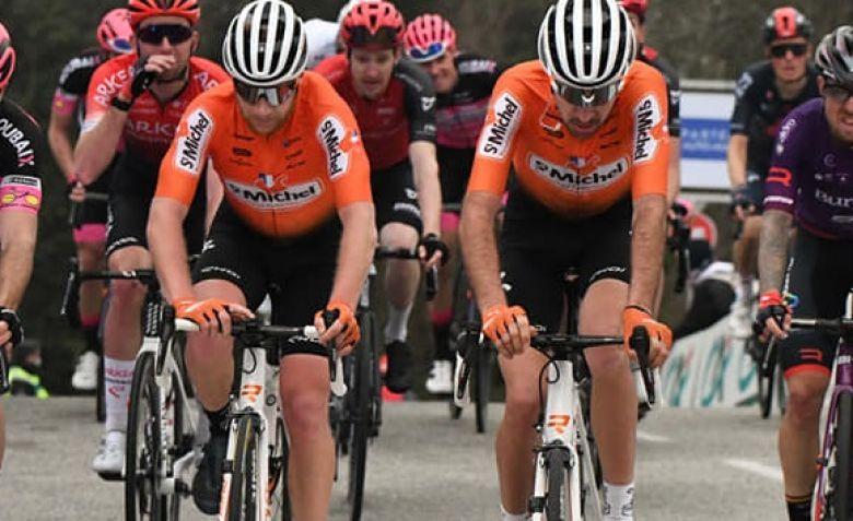 Tour du Haut-Var - St Michel-Auber93 ne disputera pas la 3e étape !